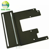 Steel A1018 Yag Laser Cutting Flap Mount with Bending Service