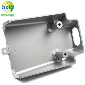 High Precision OEM CNC Machining Hard Anodized Aluminum Parts For Motor Cable Cover