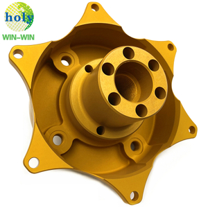 Excellent 7075T6 Auto Hub CNC Milling Parts with CNC Turning