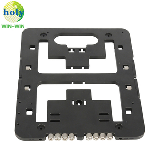 High Precision OEM Aluminum CNC Machining Parts Computer Used Panel