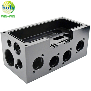 OEM Precision Black Delrin CNC Machining Milling Parts Plastic Base