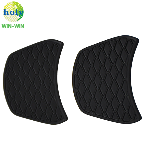 High Demand ABS Plastic 3D Printing Painted Parts with Black Effect